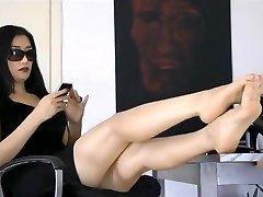 Asian Foot Goddess 2
