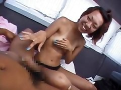 Crazy Asian model in Fantastic Public, Masturbation JAV clip