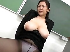 Yuki Sakurai - Sexy Japanese Teacher