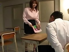 Yui Asahina - Sexy Japanese Professor
