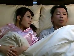 Mao Hamasaki in I Poked My Brothers Wifey part 1