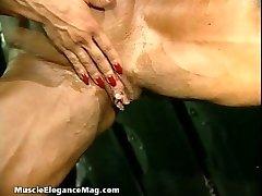 Denise Masino 40 - Woman Bodybuilder