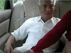 Old guy chinese fuck mature woman