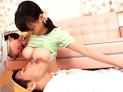 Exotic Japanese hoe Akane Yoshinaga in Hottest Softcore JAV vid