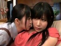 maid mother daughter in lesbian activity