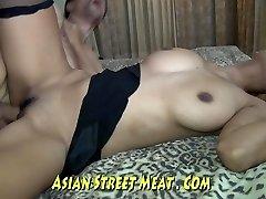 Skank Asian Wenchith Wobbly Jugs