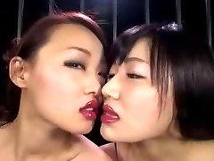 Japanese Girly-girl Lipstick Kiss II