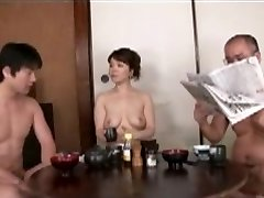 Chinese Mom blackmailed by Step Son 2