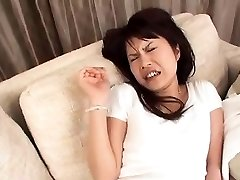 Pregnant asian cutie doing doggystyle