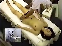 Covert Cam Asian Massage Masturbate Young Japanese Nubile Patient