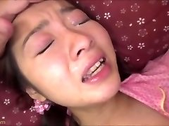 Compilation of Asian Daughters Penetrated in Family