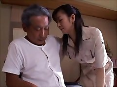 chinese wife widow takes care of daddy in law  2
