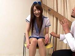 Ria Serizawa in Unprotected Nakadashi Record 04 part 1