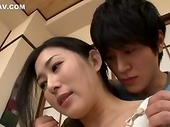 Amazing Japanese girl Mio Kitagawa in Best Fingering, Wifey JAV scene