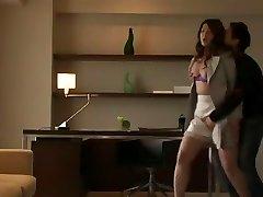 Extraordinaire Asian model Mari Hosokawa in Best Stockings, Fetish JAV clip