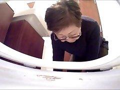 Japanese hidden wc camera in restaurant (#54)