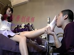 Chinese foot worship