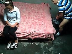 Amateur Japanese Prostitute Earning Her Money
