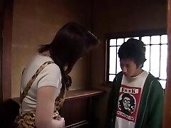 Japāņu video 308 pamāte un zēns