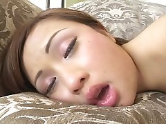 Little Asian vs. huge cock