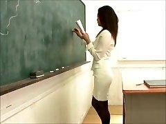 sexy japanese professor fucking student