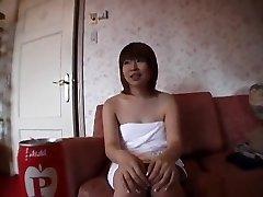 Unbelievable Japanese girl in Hottest Blowjob, Bukkake JAV movie