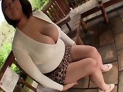Naughty homemade Flashing, Humungous Tits adult video