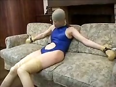 Exotic first-timer Latex, Fetish adult clip