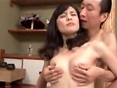 Japanese Mature Having Hump with Boss Husband 2