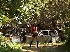 Unbelievable Japanese whore Maria Ozawa in Super-naughty Outdoor, Softcore JAV clip