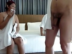 Couple share asian hooker for sway asia horny part 1