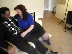 Unexperienced bbw takes black dick 1fuckdatecom