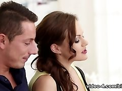 Tina Kay & Nick Gill & Andy West in Lure My Bicurious Boyfriend! - BiEmpire