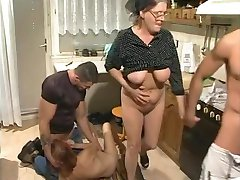 Mature content(group party)
