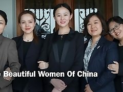 The Glorious Women Of China