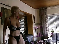 German Mother Loves to Fuck With Young Boymilf