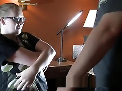 Pregnant mature with enormous nipples