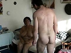 Horny mature bitches go crazy part2