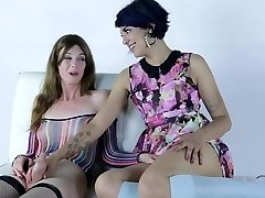 Delia Mandy Bianca  Arabelle - Taboo Fantasy Four-way