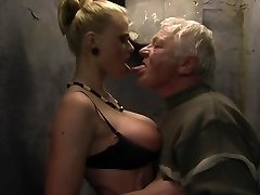 babe goes visit creepy old fellows