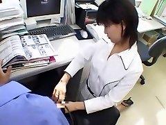 Amazing homemade Secretary, Office sex pinch