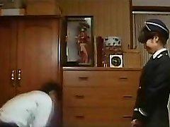 policeman policewoman bang-out