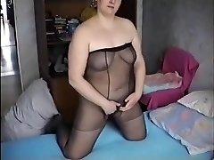 Sex in stocking