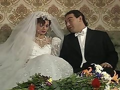 Angelica Bella and Zara Whites in a old-school Italian video