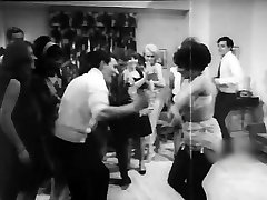 The party turns hot!  (1968 glamour)