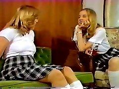 Lesbian sean from the flick Peach Fuss