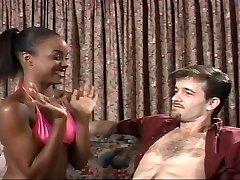 Young Ebony Sinnamon Love and Michael J Cox