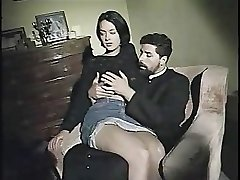 Monica Roccaforte pummeled by her priest