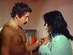 zerrin egeliler old Turkish sex erotic movie romp scene hairy