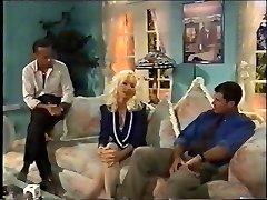 Blonde Cutie ANAL, Dp, High Heels, Vintage, Helen Duval